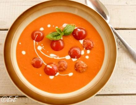tomaten cremesoep