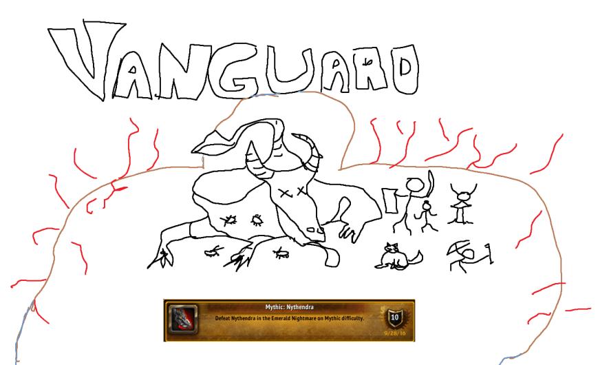 vanguard nyth