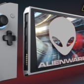 ALIENWARE PRESENTA CONCEPT UFO – CES 2020
