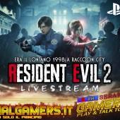 Serata Horror > In origine…c'era il male! -🎮 Resident Evil 2 Remake: EP. 1