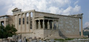 Erextheion AThens Acropolis Eternal Greece Ltd
