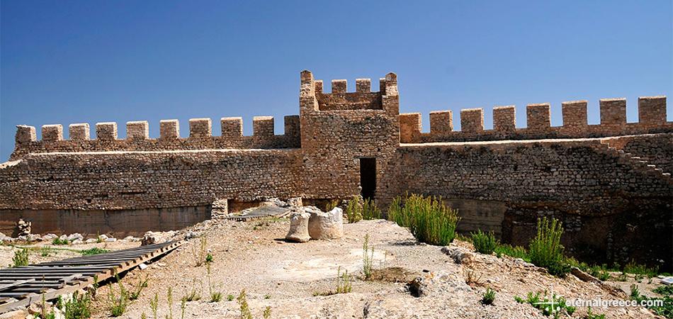 Argos Castle Eternal Greece Ltd