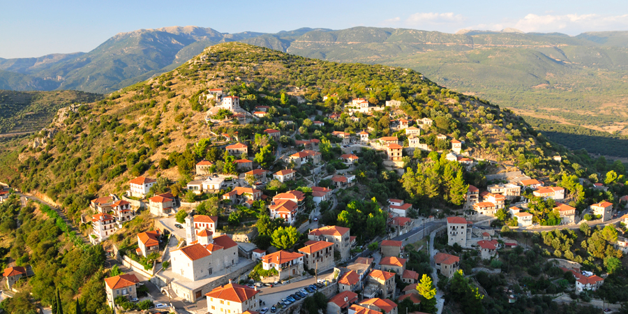 Karytaina Castle Eternal Greece Ltd