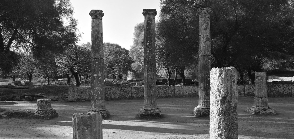 Ancient Olympia Eternal Greece Ltd