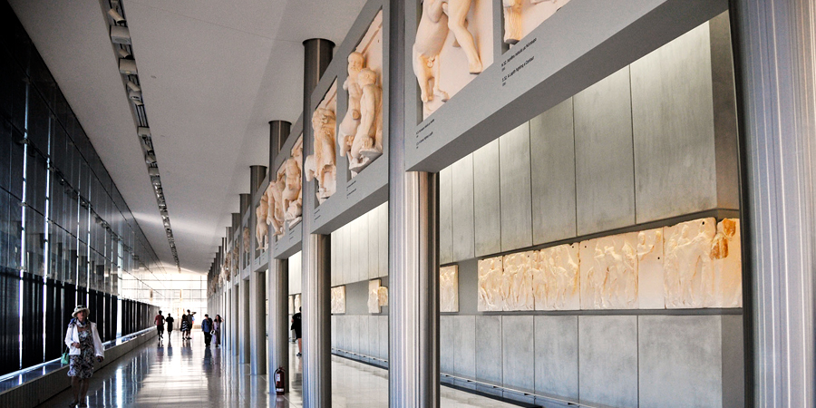 Athens Acropolis Museum Eternal Greece Ltd