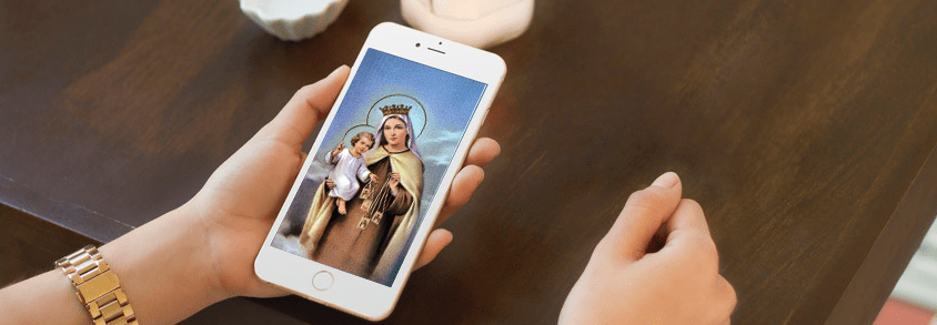 Our Lady of Mount Carmel-Consecration begins June 13th