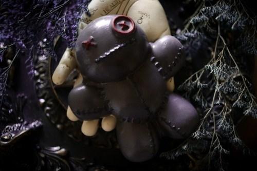 Voodoo Doll Soap