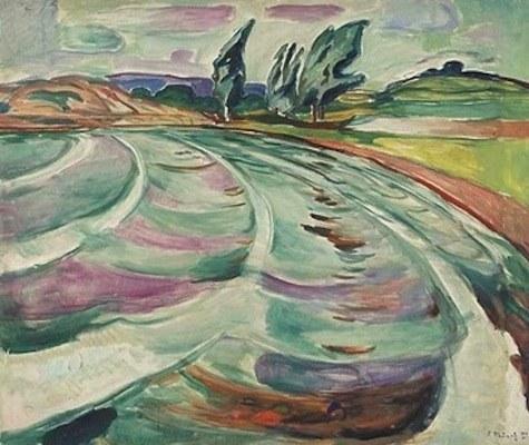 Tableaux DEdvard Munch