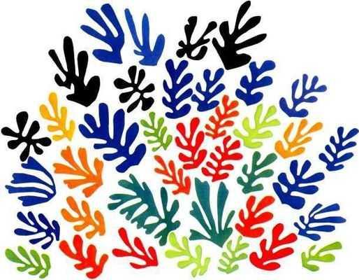 Gerbe de fleurs, par Henri Matisse