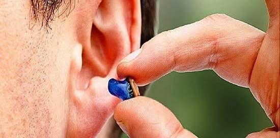 kulak içi işitme cihazı