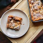 Pain Au Chocolate Bread and Butter Pudding