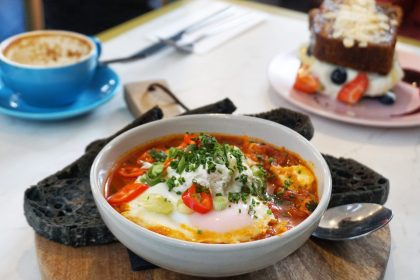 Darcie May Green Shakshuka