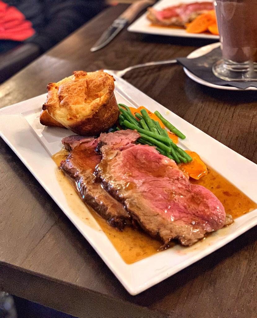 Sunday Roast from Steak On The Green