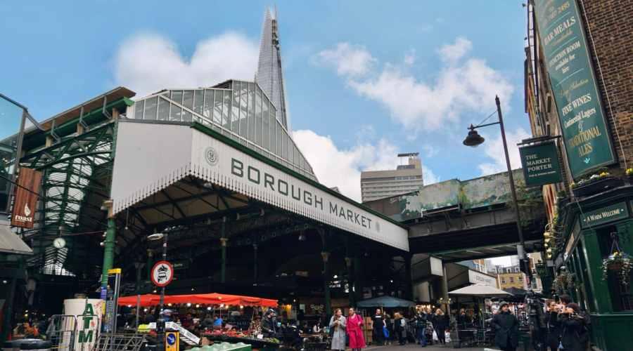 London Bridge Borough Market