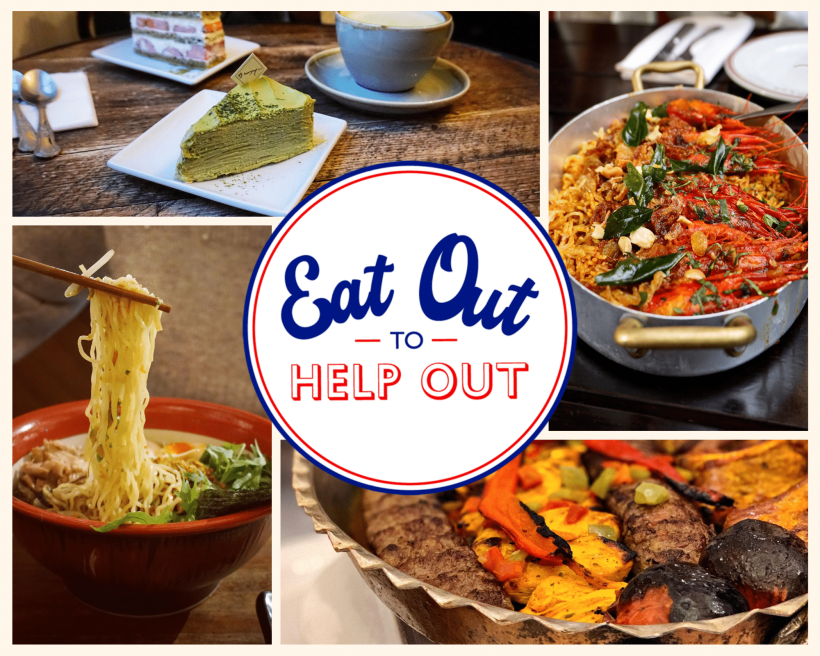 Eat Out To Help Out London Halal Restaurant List Et Food Voyage