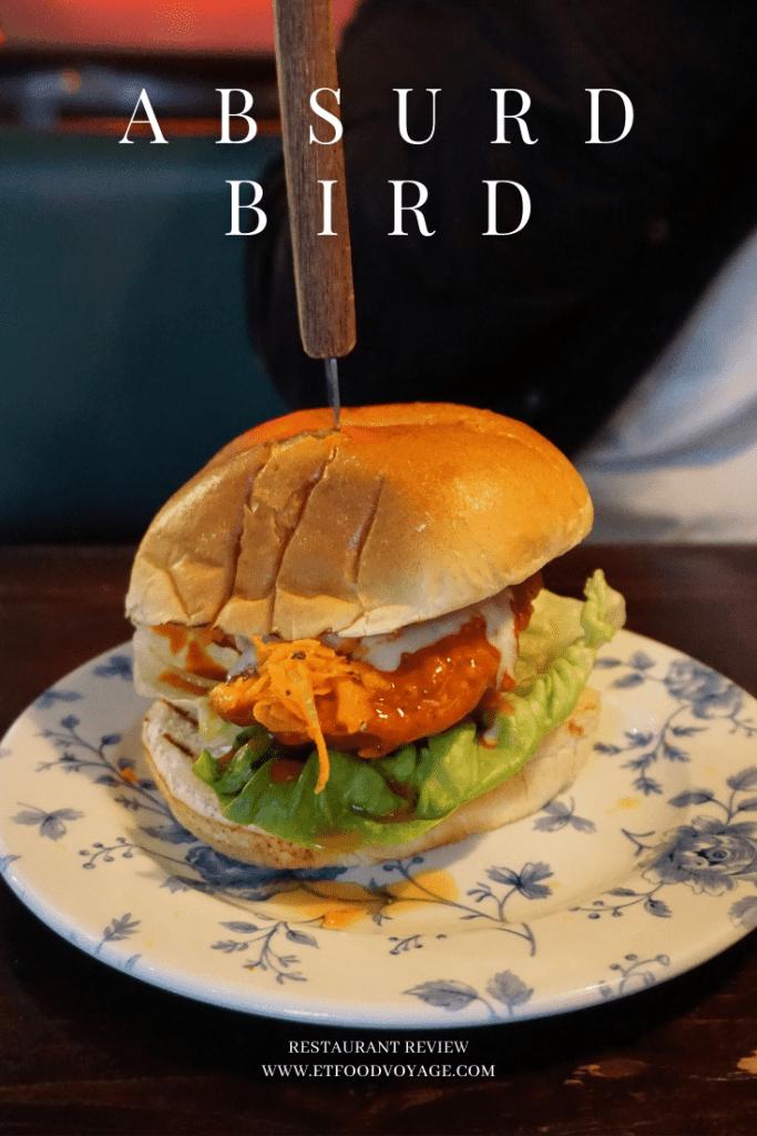 Absurd Bird Restaurant Review