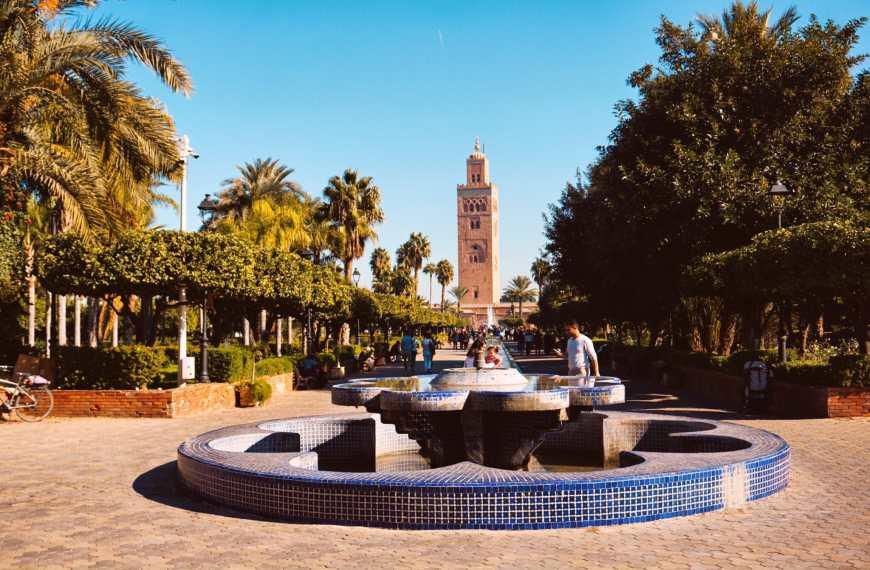 Marrakech – 9-Day Morocco Trip (Part 1/4)