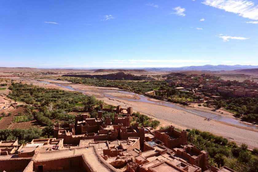 Ait Ben Haddou in Ouarzazate, Morocco