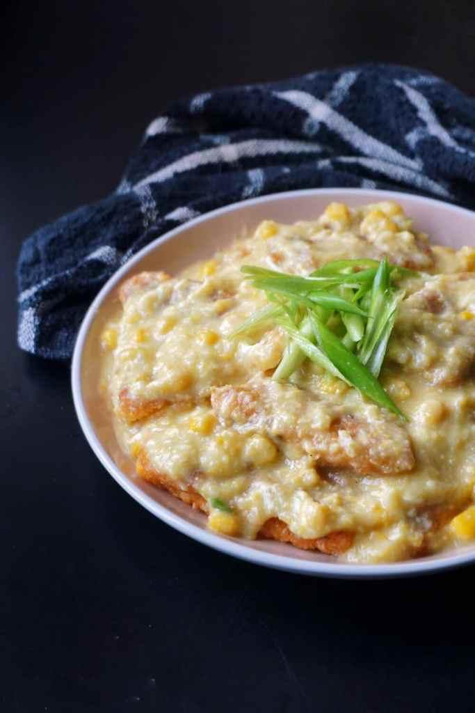 Cream Corn Fish Fillet