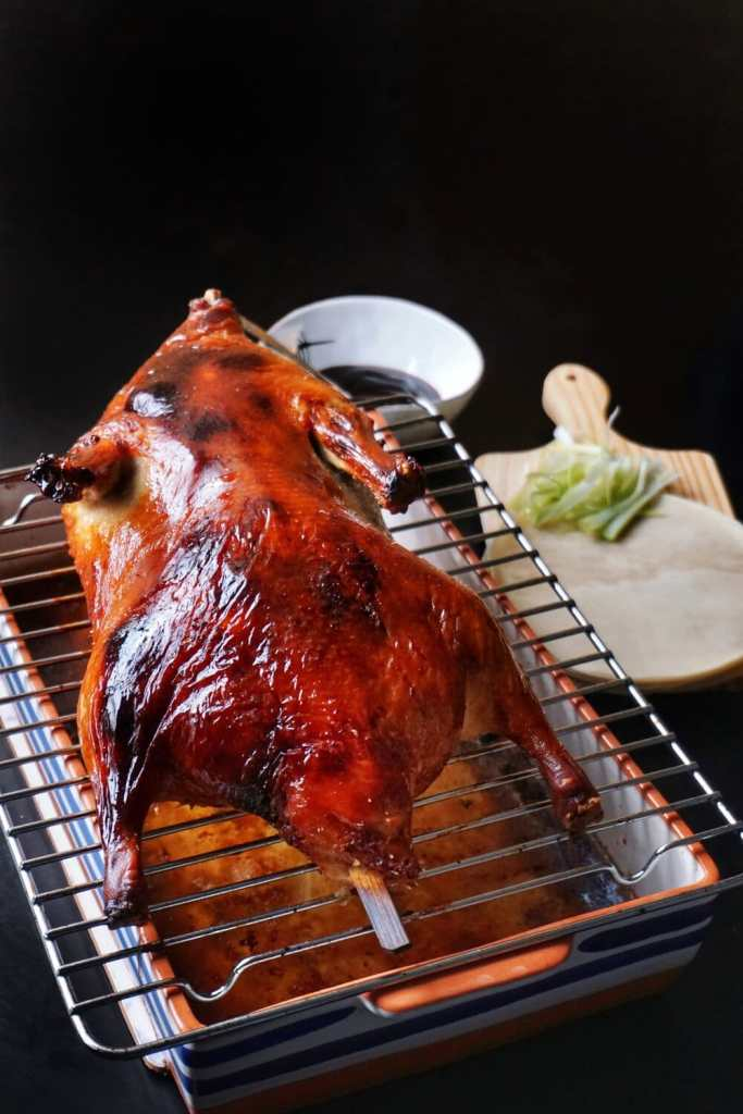 Whole Cantonese Roast Duck from Rice Guys