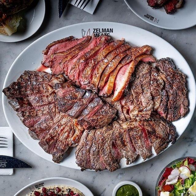 Zelman Meats Steak Feast