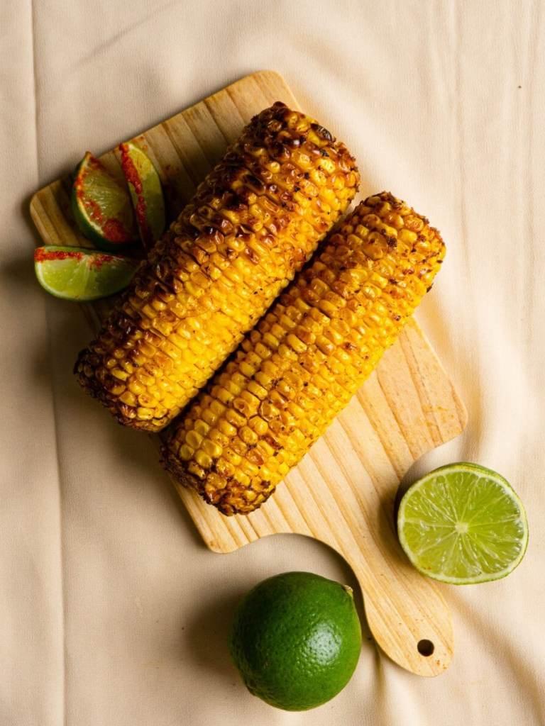 Air Fryer Roast Corn