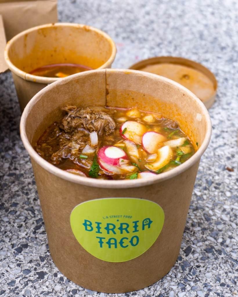 Birria Ramen from Birria Taco