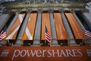 Invesco PowerShares announces changes to ETF lineup