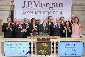 J.P. Morgan launches active fixed income ETF