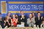 Merk Gold ETF (OUNZ) makes first physical delivery
