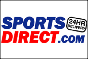 Sports Direct's share price has dropped pushing it out of the FTSE 100. The UK's equity SRI ETF also excludes it