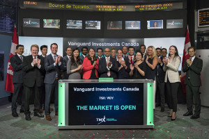 Vanguard Canada International High Yield Index ETF