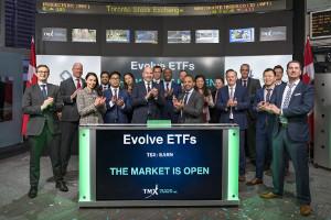 Evolve ETFs Active global bond fund