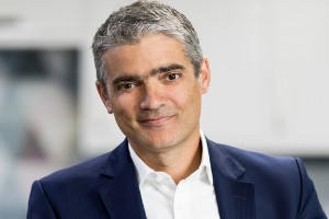 Alexis Marinof, Head of WisdomTree Europe