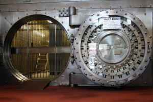 Bank vault cash ETFs
