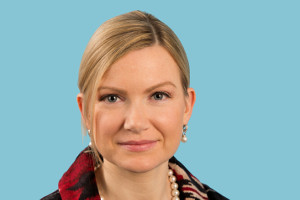 Ashley Fagan, Head of ETF, Indexing and Smart Beta Development for UK and Ireland at Amundi