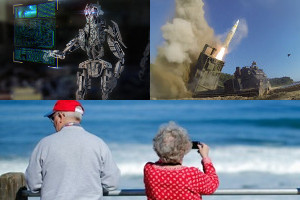The indices capture investment opportunities related to artificial intelligence, national defense, and senior citizens.