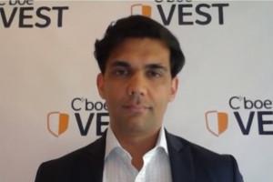 Karan Sood, CEO of Cboe Vest Financial
