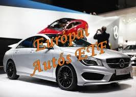 Európai Autós ETF alap