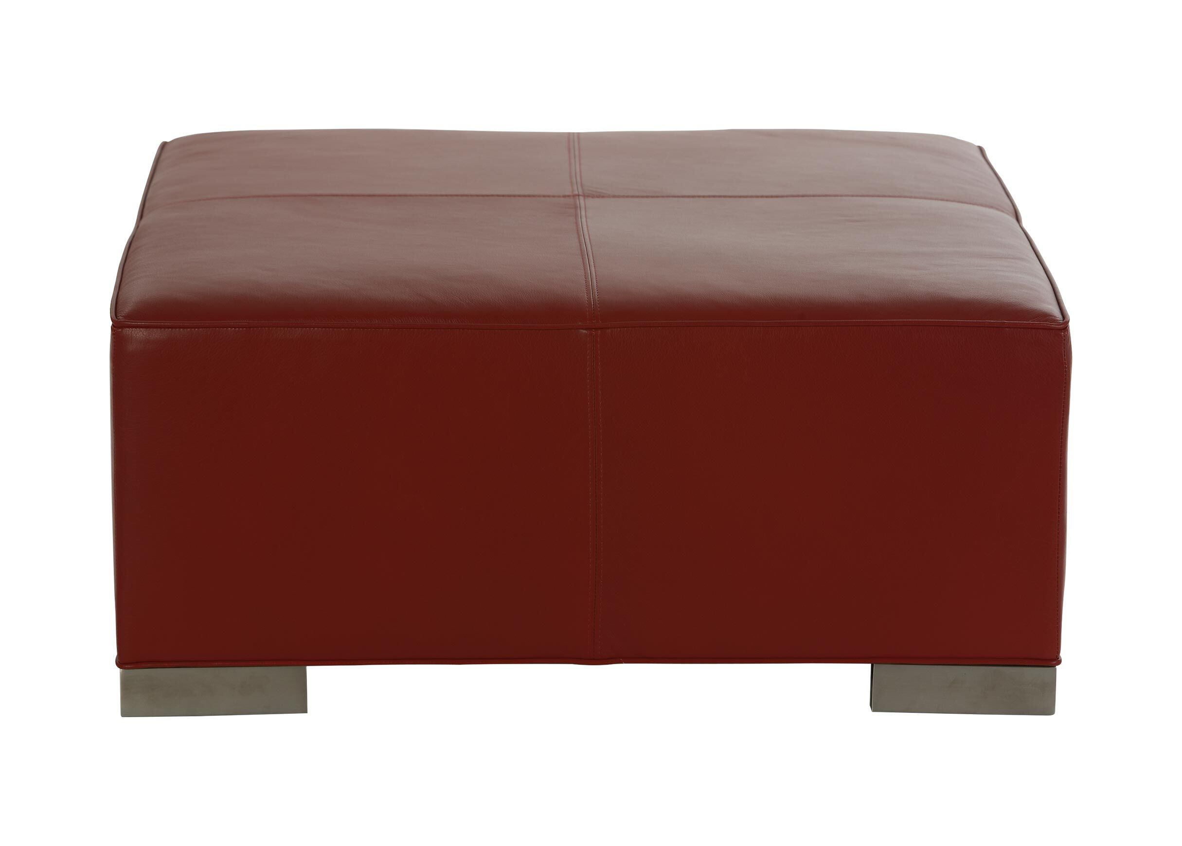 pouf cocktail en cuir miles 3