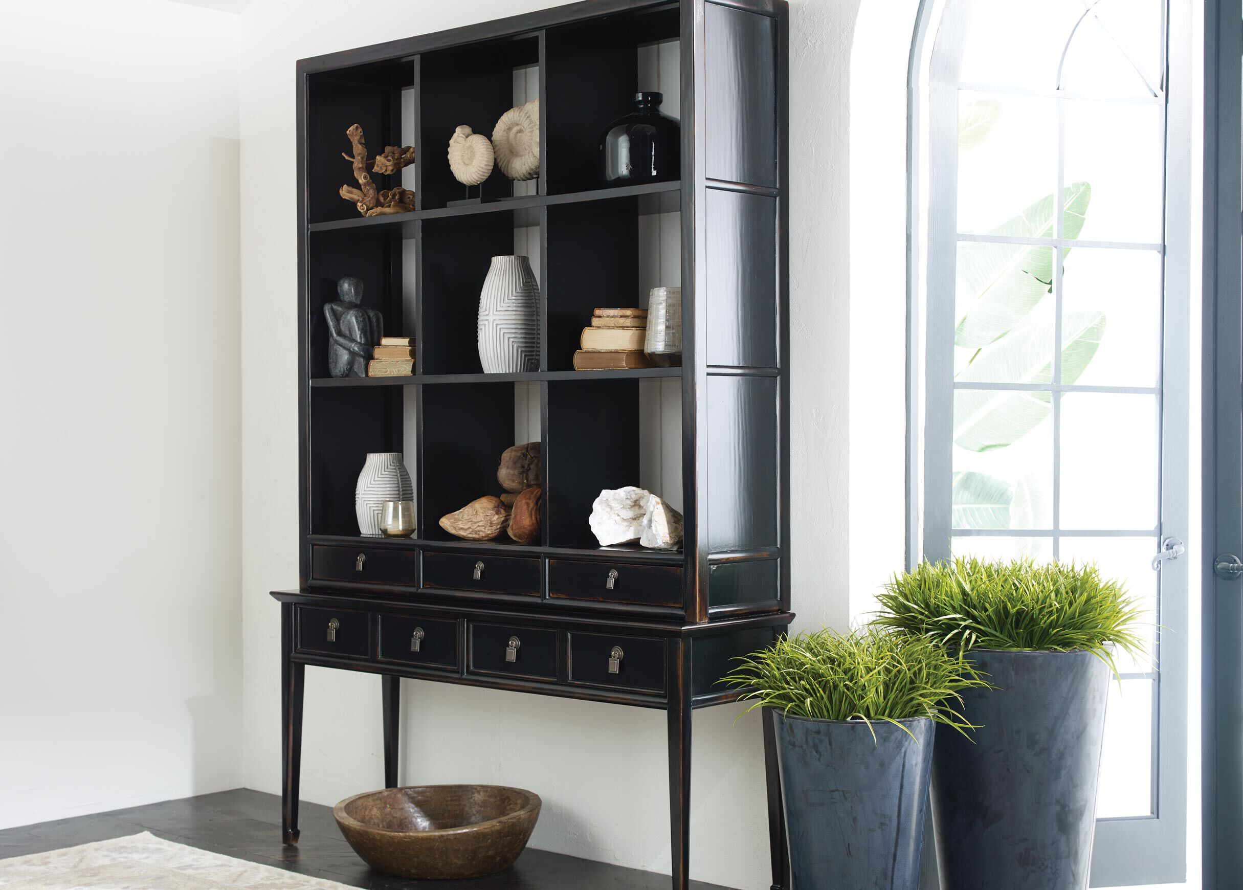 Ming Display Cabinet Storage Amp Display Ethan Allen
