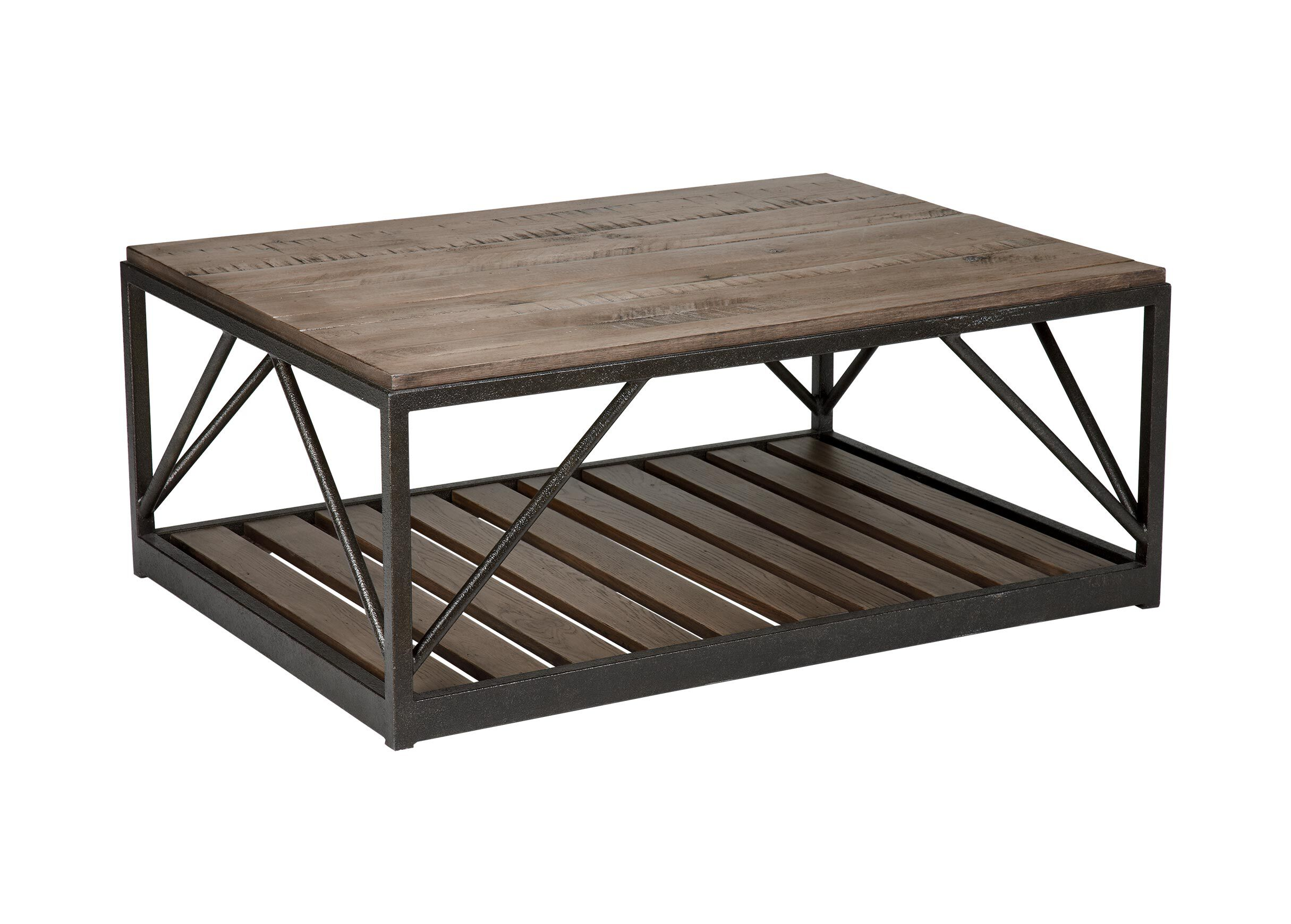 beam metal base coffee table coffee tables ethan allen