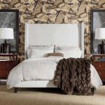 Colton Bed With Tall Headboard Beds Ethan Allen