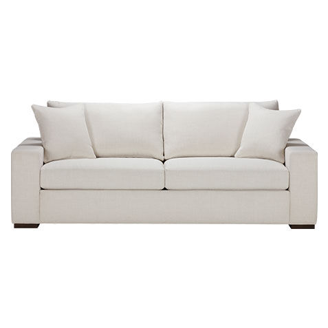 loveseats leather couch ethan allen