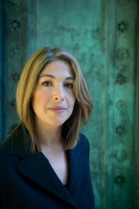 Naomi Klein, not your typical gun-toting Canadian.