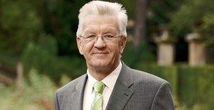 Minister President Winfried Kretschmann