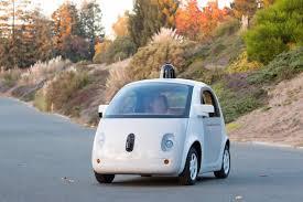 The Google Self-Driving Car