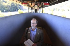 Steve Glazer's lonely fight against the BART union just got lonelier.