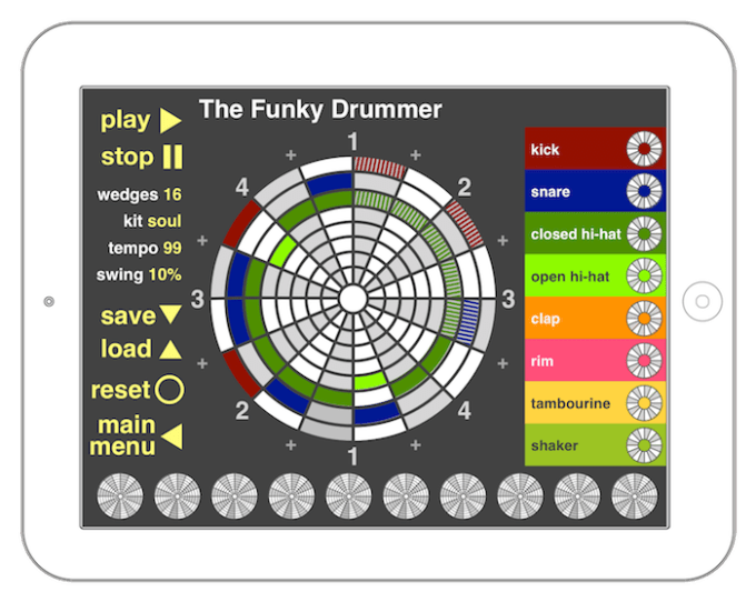 Funky Drummer lesson