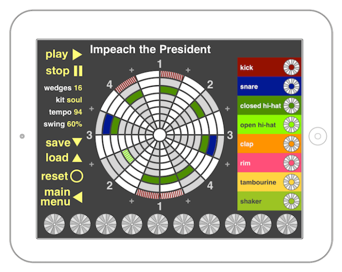 Impeach the President lesson